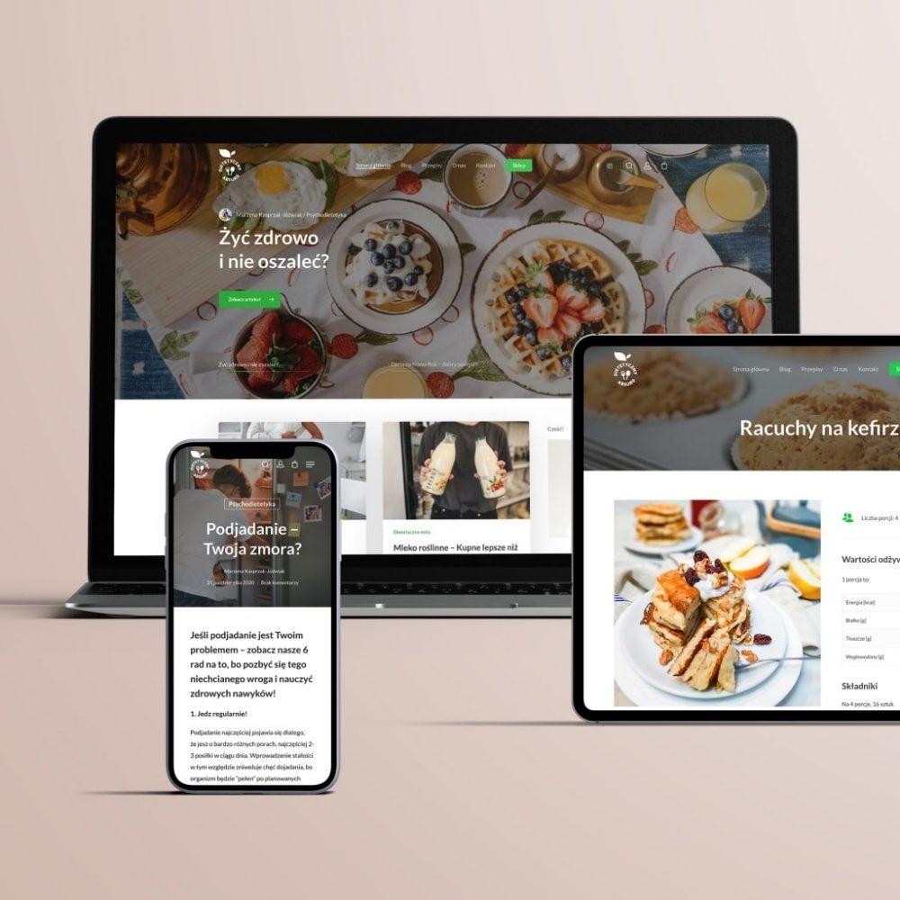 Dietetyczny absurd - blog, sklep, zdrowe przepisy