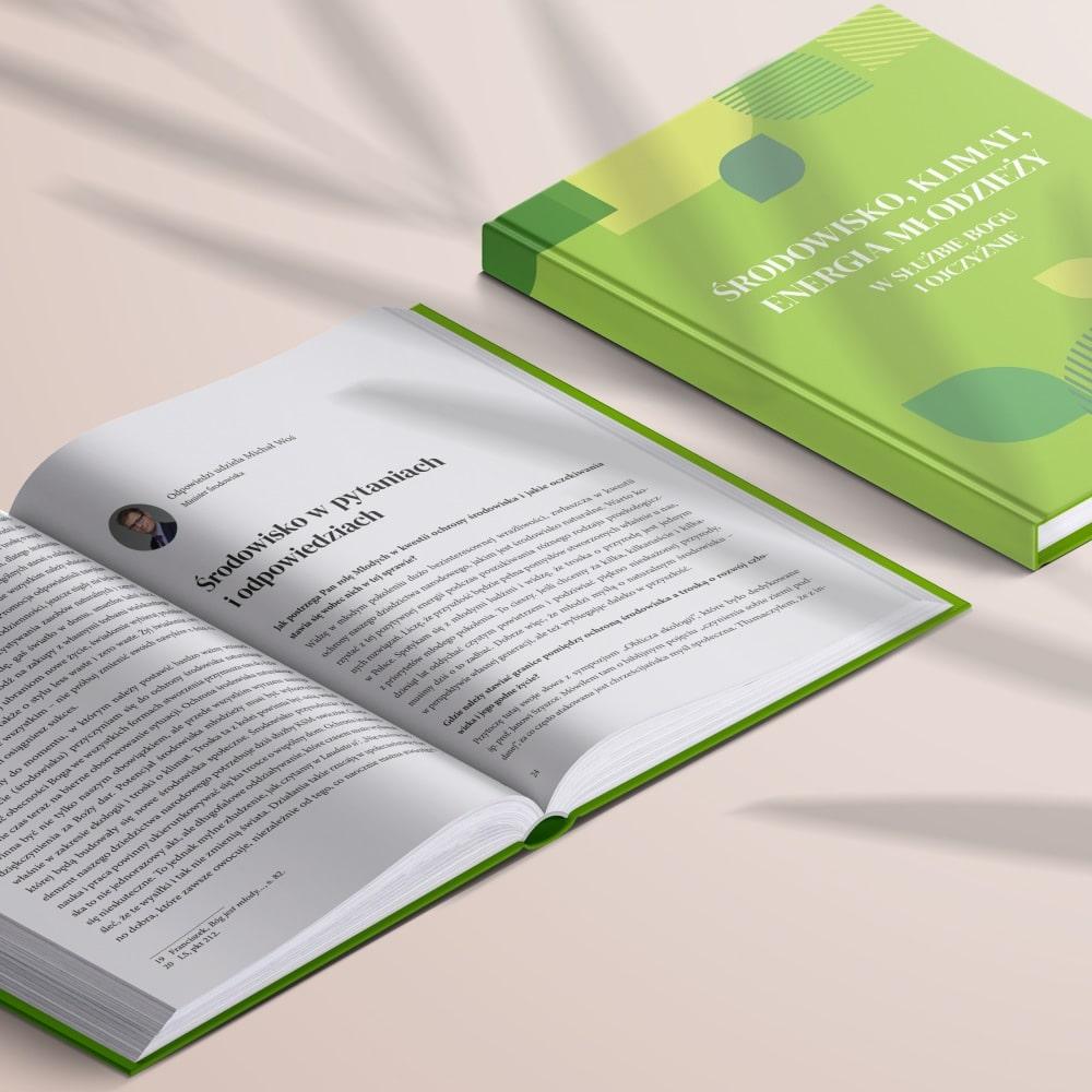 Środowisko, klimat ienergia młodzieży - publikacja