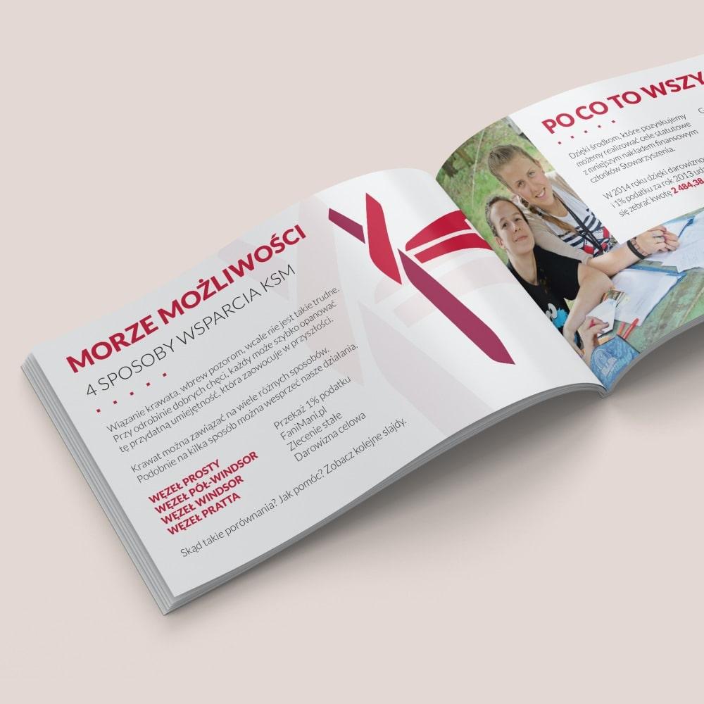 Związani zKSM - broszura